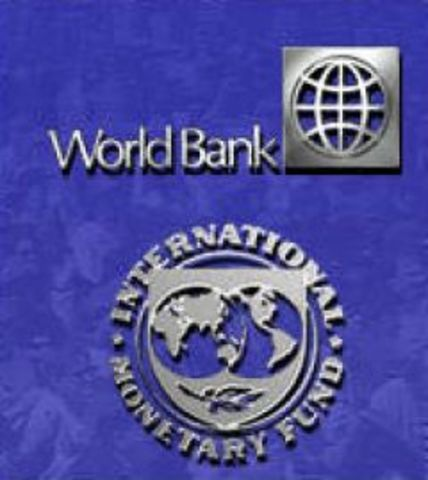 $ DIPLOMACY: Soviets don't join IMF and World Bank