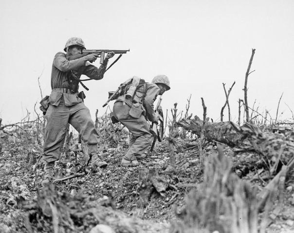 Battle of Okinawa / Operation Iceberg