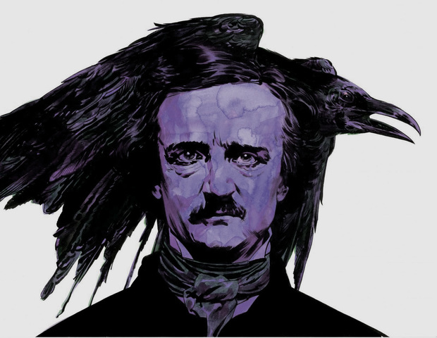 the early life and works of edgar allan poe Early life edgar allan poe was born january 19, 1809, in boston, massachusetts his mother, elizabeth arnold poe, was a talented actress from an english theatrical family because poe's.
