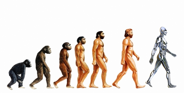 Essay about evolution of man