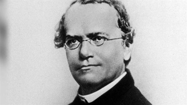 "Gregor Mendel publishes ""Experiments on Plant Hybrids"""