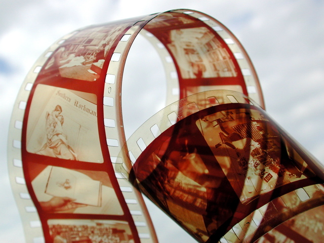 Invention of Celluloid Film