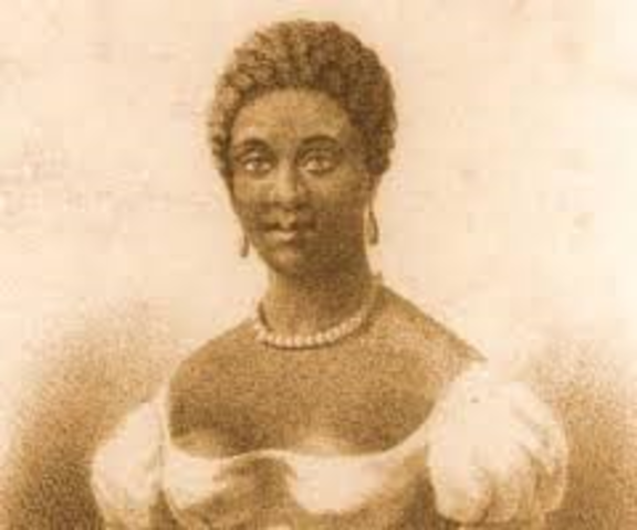 Phillis Wheatly