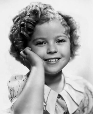 Shirley Temple Rises To Fame