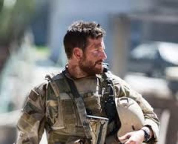 Student veterans fight back against 'American Sniper' critics