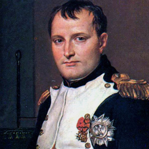 Napoleon takes part in coup d'etat