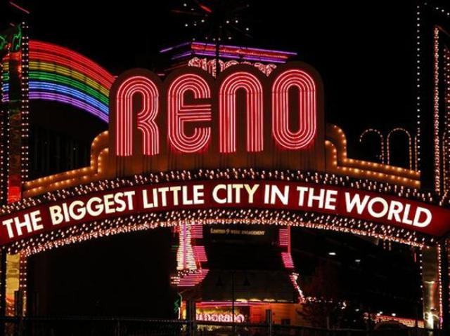 Moves to Reno, Nevada