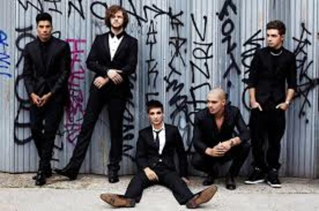 The Wanted concert