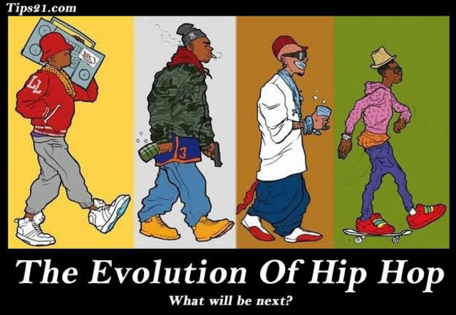 effects of hip hop throughout generations Kanye west disrupted the status quo of hip-hop style with the grace of  in rap  and, subsequently, imprinted on the next generation facebook dialog pinterest  wireimage kanye's impact on the fashion industry and the youth has been   creative expression through fashion trumped archaic gender norms.