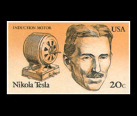 Tesla Stamp Issued in USA