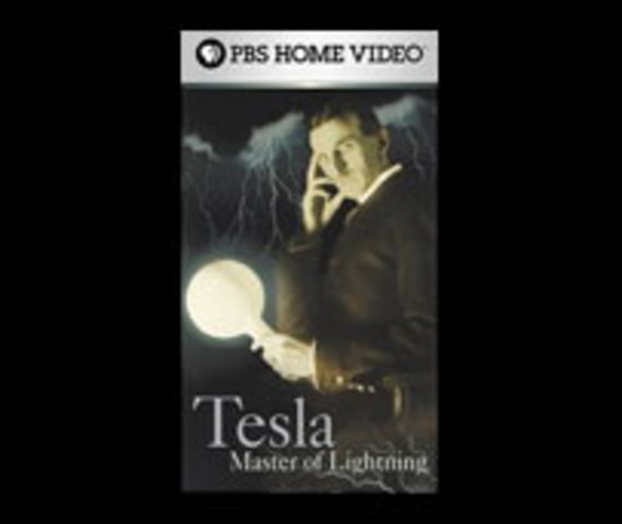 "PBS Airs ""Master of Lightning"""