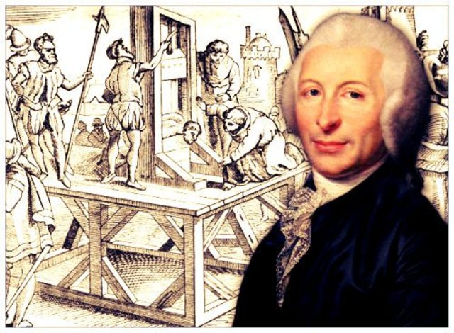 Joseph-Ignace Guilltin proposed Guillotine