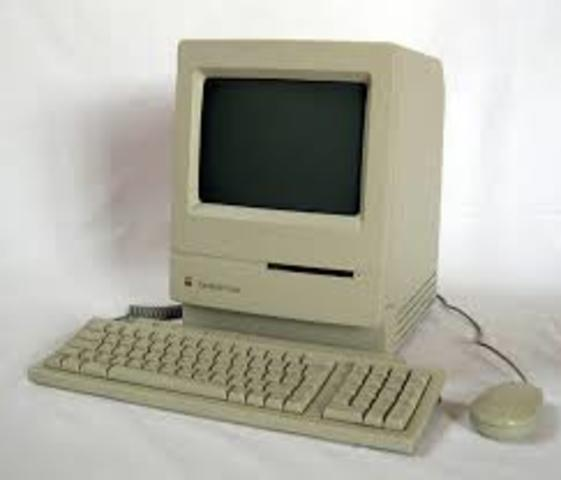 Apple releases Macintosh