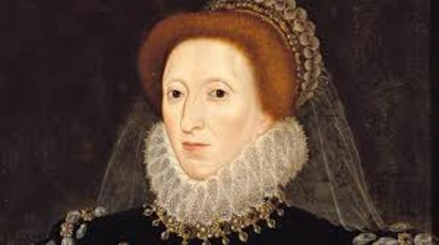 Elizabeth I becomes queen of England
