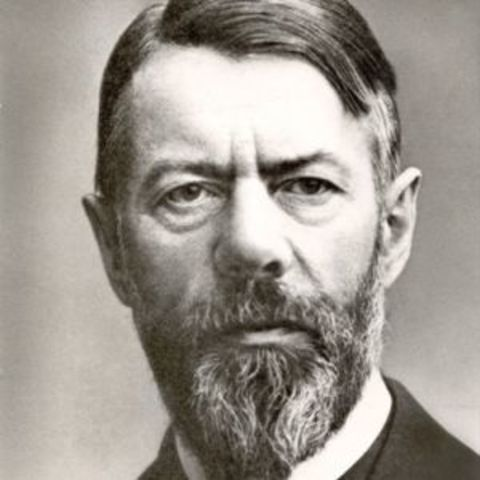 Max Weber and Bureaucratic Management