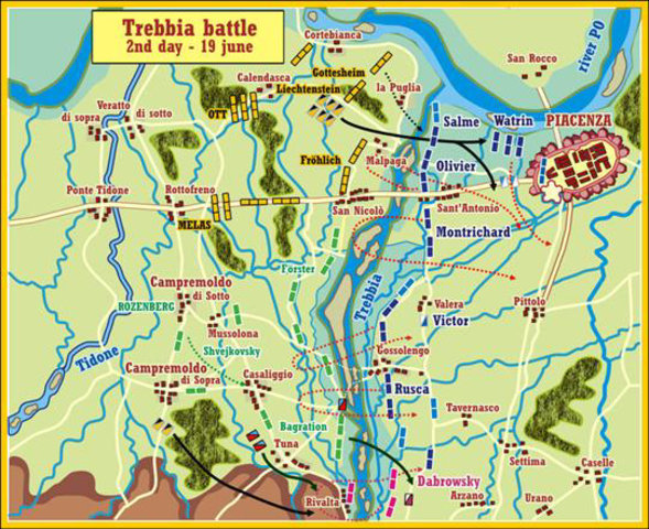 Battle of The Trebia