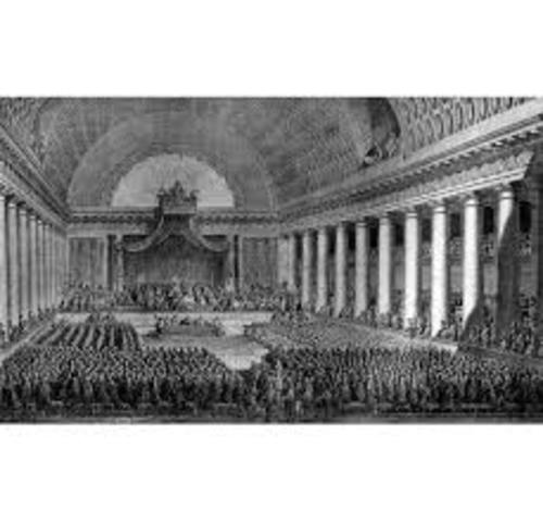 From Estates-General to National Assembly