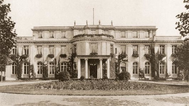 "The Wannsee Conference and the ""Final Solution"