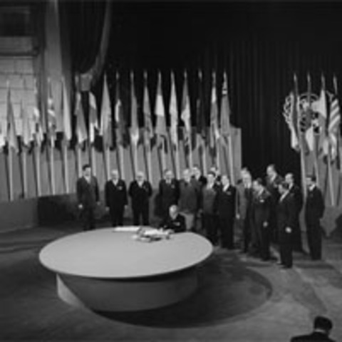 Creation of the United Nations