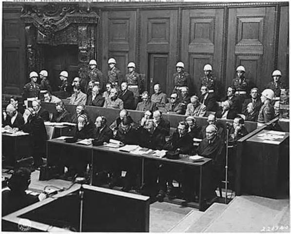 Nuremburg Trials
