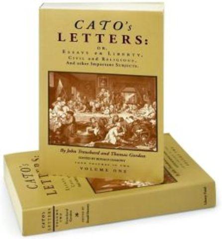 Catos essay letter liberty