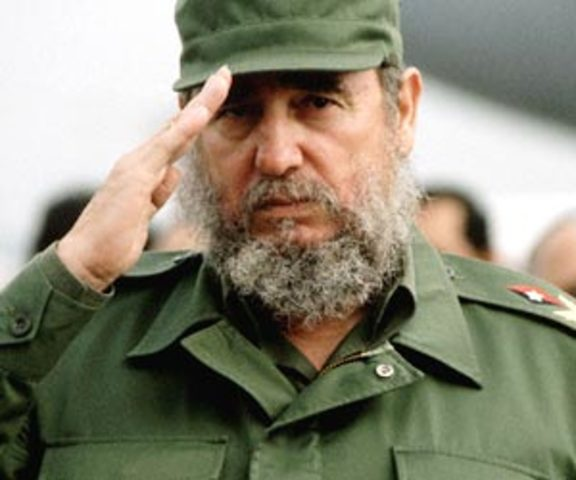 Fidel Castro Proclaims Communist Cuba