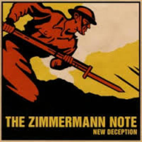The Zimmerman Note Contributes to the U.S. entering the War