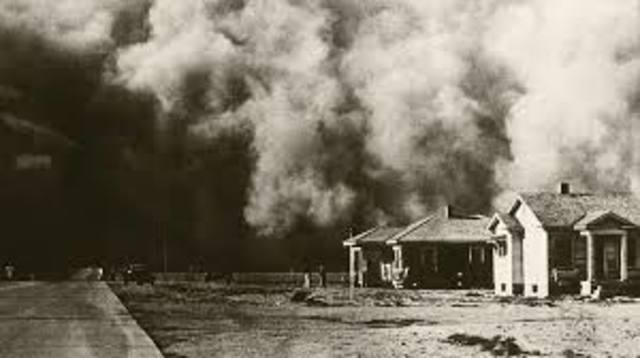 The Dust Bowl Adds to the Great Depression