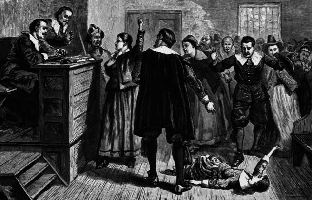 Significance of Salem Witch Trials