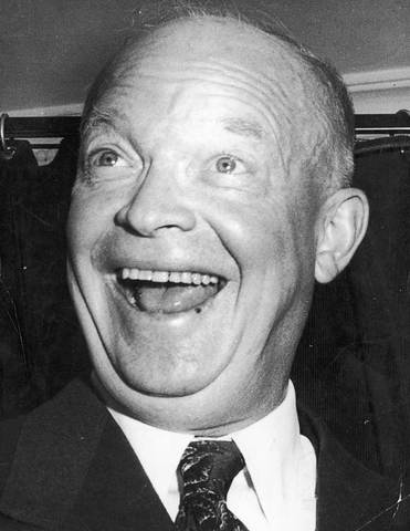 Eisenhower elected