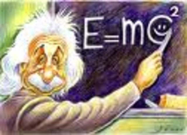 (2) Einstein and E=mc^2