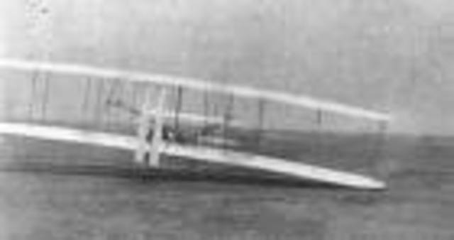 (2) The Wright Flyer is the First Successful Airplane