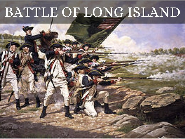 What Won The Battle Of Long Island