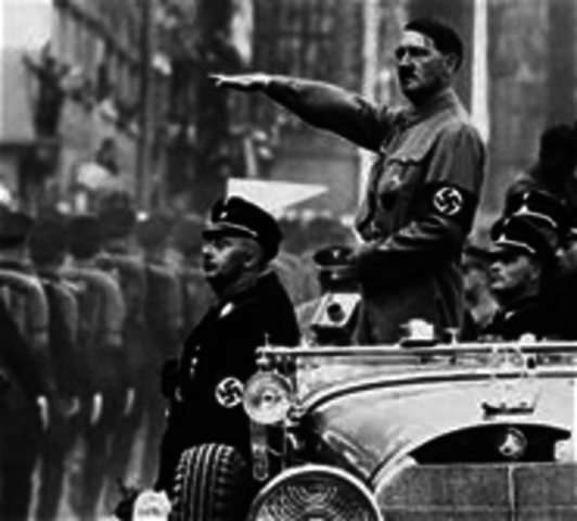 Essay on how hitler came to power