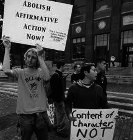 a history of the affirmative action and the civil rights act of 1964 Pros and cons of affirmative action 2 the pros and cons of  there is a history of affirmative action actions taken  since the civil rights act of 1964,.