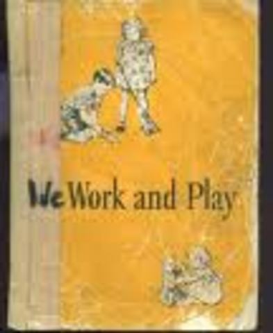 (4) Dick and Jane books and primers first published