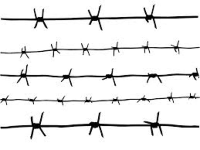 Modern Barbed Wire