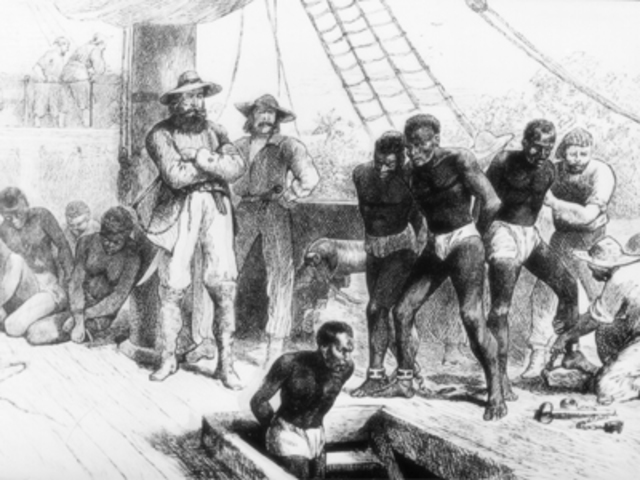 a discussion on the shamefulness of slavery in america The exhaustion of american liberalism a liberalism devoted to the idea of american shamefulness without an ugly america to loathe  on the sins of slavery.