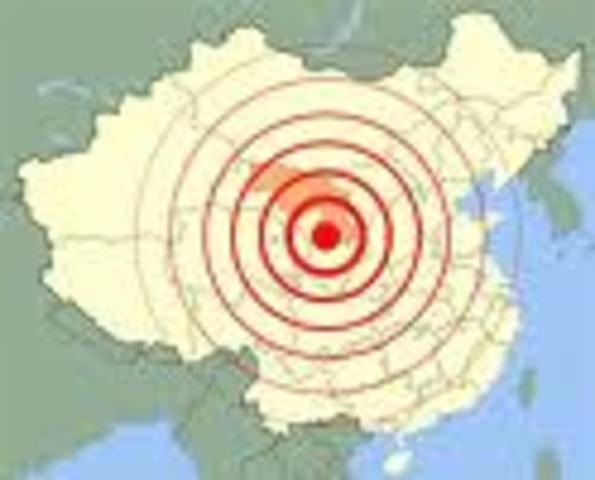 (6) China earthquake 200,000 dead