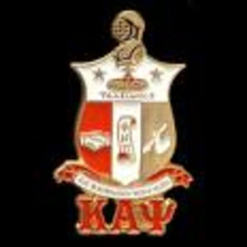 (4) Kappa Alpha Psi Black Greek Fraternity established