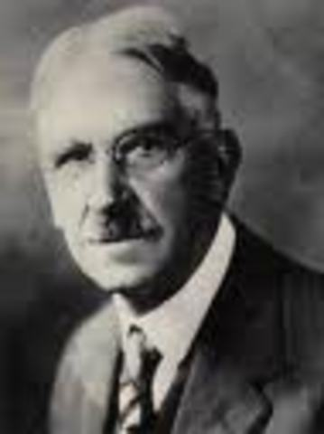 "(4) John Dewey's ""Democracy and Education"" published"