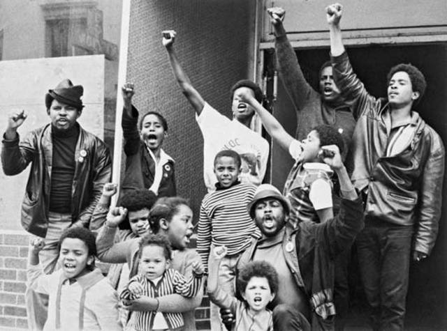 Black Panther Party formed