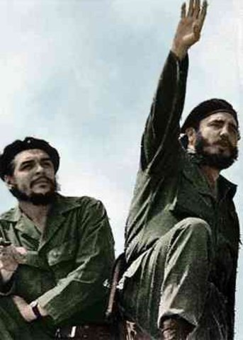 Cuban Revolution ends; Cuba goes Communist