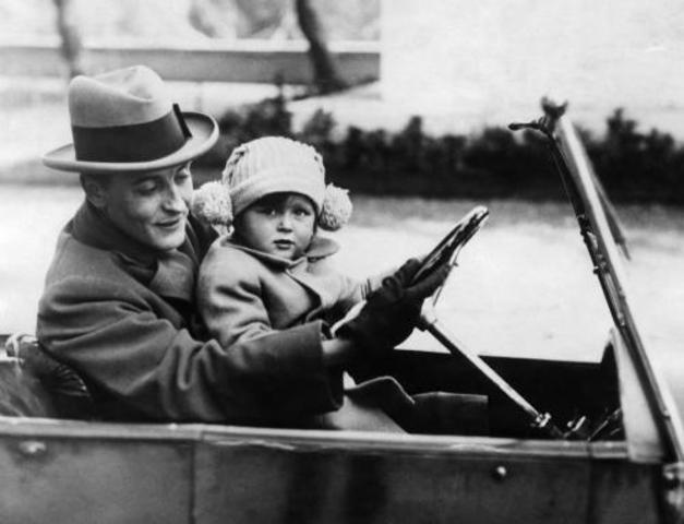 "F Scott Fitzgerald As A Child Monique""s Timelin..."