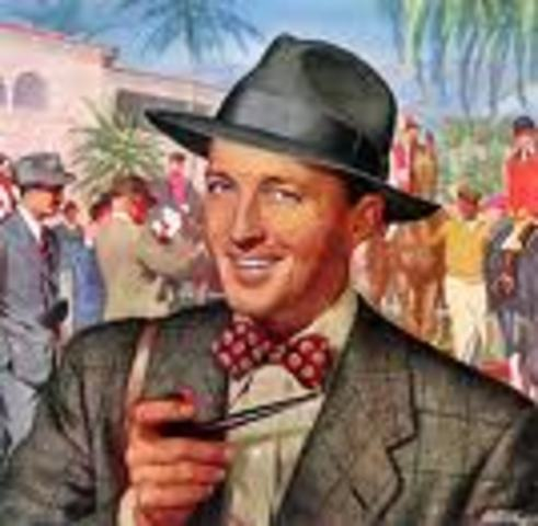 (2) Bing Crosby's company tests videotape recording