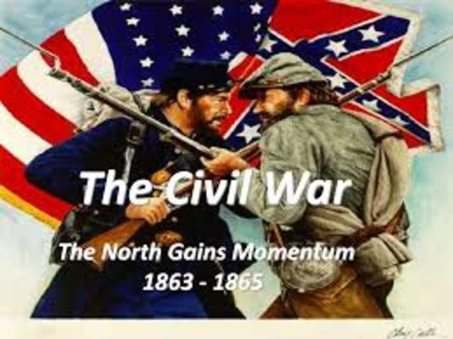 how the american civil war unfolded The story of how and why the civil war unfolded is one that is best told not  explore the national park service's numerous collections,  american battlefield.