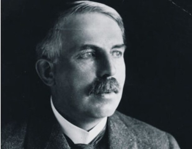 Ernest Rutherford (1871 a 1937)