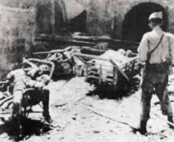 the atrocities committed against the japanese americans throughout the american history Top 10 american war crimes this is but one of many instances of americans executing nazi prisoners during the most for any single battle in american history.