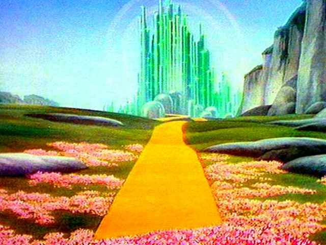 LIFE The Wizard of Oz 75 Years Along the Yellow Brick
