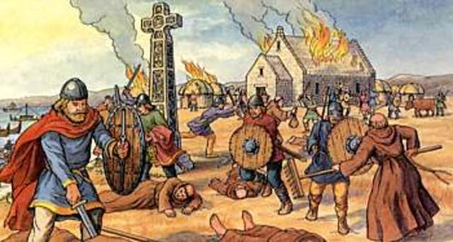 a history of the viking age The viking age becomes a phenomenon in western europe because the what was to become history's famous viking expeditions can be directly linked to the.